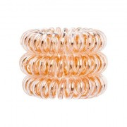 Invisibobble The Traceless Hair Ring Haargummi 3 St. Farbton Bronze Me Pretty für Frauen