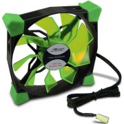 Ventilator PC inter-tech Nitrox N-120-GR 120mm Green (88885356)