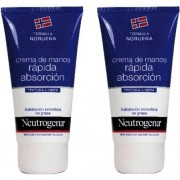 Neutrogena crema manos rapida absorcion duplo, 150 ml