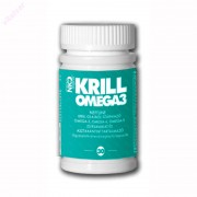 Krill olaj - NKO KRILL-Omega3, 30db, astaxanthin tartalommal