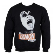 sweat-shirt sans capuche pour hommes Kiss - Rock God - LOW FREQUENCY - KISW070015
