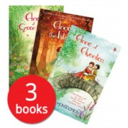 Anne of Green Gables Collection: Anne of Green Gables. Anne of The island. Anne of Avonlea