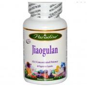 Paradise Herbs Jiaogulan (60 Veggie Caps) - Paradise Herbs
