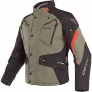 DAINESE Jacket DAINESE Dolomiti Gore-Tex Grape-Leaf / Black / Red