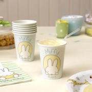 Baby Miffy - Paper Cups