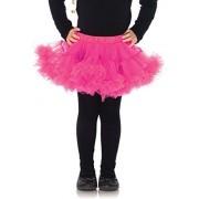 Leg Avenue Enaguas para niños, Hot Pink, Pequeño/Mediano