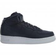 Zapatos Deportivos Hombre Nike Air Force 1 Mid '07-Azul