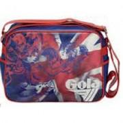 Borsa Gola Redford Britannia Runners Royal Blue/Red/White