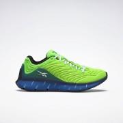 Reebok Zig Kinetica Schoenen - Solar Green / Humble Blue / White - Size: 34.5,35,36,36.5,37