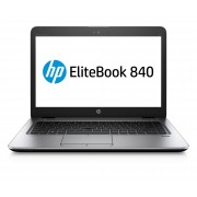 "HP EliteBook 840 G3 2.3GHz i5-6200U 14"" 1920 x 1080pixels Black, Silver Notebook"