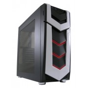 Kuciste LC Power Gaming 987B Silent Slinger, Black
