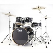 Pearl Export Lacquer EXL725F/C, negro Smoke #248
