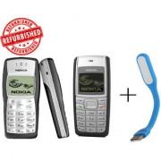 Refurbished Nokia 1100+ Nokia 1110+USB LED