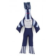 Dammit Doll - Win Dammit Doll - The Home Team - Blue & Silver - Stress Relief - Gag Gift - Sports Teams