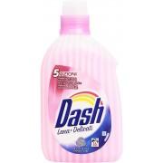 Гел за вълна и деликатни тъкани DASH, 16 пранета, 1л.
