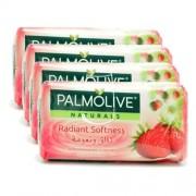 Palmolive szappan 4X90g Radiant softness