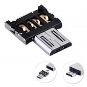 tiendatec MICRO ADAPTADOR USB OTG PARA ANDROID