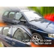 Deflektory komplet 4 ks pre Ford Escort kombi, 5-dver., 1990-200