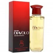 Diavolo For Men De Antonio Bnaderas Eau De Toilette 100 ml