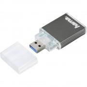 Vanjski čitač memorijskih 124024 kartica Hama USB 3.0, antracitna