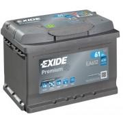 Acumulator auto Exide Premium 61Ah 600A