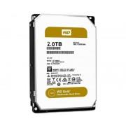 """2TB 3.5"""" SATA III 128MB 7.200 WD2005FBYZ Gold"""