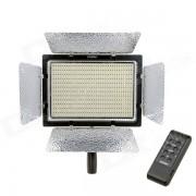 YONGNUO YN900 Alta CRI 95 + 54W 900-LED 7200lm 5500K luz de video inalambrica LED w / Filtros