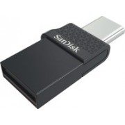 SanDisk SDDDC1-032G-I35 32 GB OTG Drive(Black, Type A to Type C)