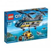 LEGO City diepzee helikopter 60093