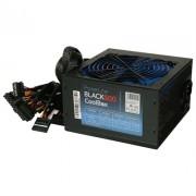 CoolBox Fuente Alim. ATX Powerline Black 500