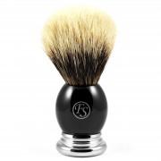 Frank Shaving Rakborste Svart Horn Finest Badger