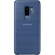 Samsung LED view cover - blauw - voor Samsung Galaxy S9 Plus