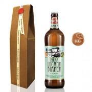 Birra Morena 1 Confezione Regalo Lucana Bianca CL 75 - Craft Beer
