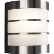 Lampă de perete de exterior, 60 W, E27, oţel inoxidabil, Philips Calgary