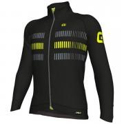 Alé PRR 2.0 Strada Jacket - Black/Yellow - L - Black/Yellow