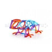 Guidecraft Конструктор Guidecraft магнитный PowerClix Organics 74 детали