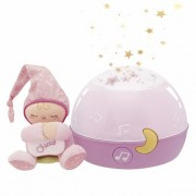 Chicco Proiector muzical si lampa de veghe First Dream 0m+ Girl