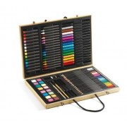 Djeco Design by Deluxe Artist Set - Big Box of Colours
