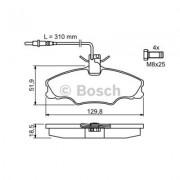 Bosch - Bremsbelagsatz, Scheibenbremse