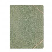 Dille&Kamille Farde, vert moucheté, A4