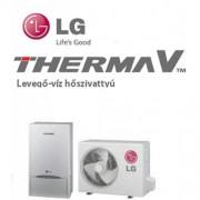 LG HUN0514 Therma-V levegő-víz hőszivattyú 5 kW