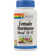 Female Hormone Blend Solaray Secom 100cps