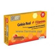 Arko Real Geleia Real Vitaminas