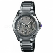 Reloj de acero inoxidable Casio SHE-3502BD-8A - Gris
