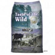 6kg Sierra mountain Taste of the Wild Hrană uscată câini