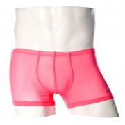 Private Structure Color Peel Trunk Boxer Brief Underwear Pink 99-MU-1798