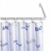 WENKO Winkelstange Universal extra stark Weiß, variabel, 25 mm