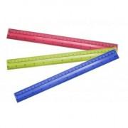 Rigla plastic 30cm