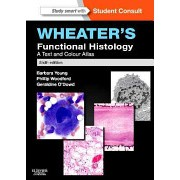 Wheater's Functional Histology - A Text and Colour Atlas (Young Barbara)(Mixed media product) (9780702047473)