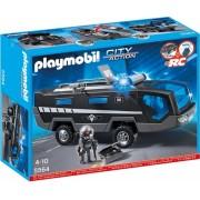 Masina de comanda a fortelor speciale Police Playmobil